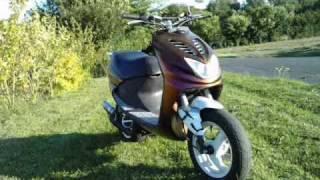 scooter vivacity nitro tuning