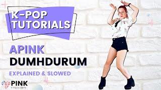 APink - Dumhdurum PKA Tutorial [Mirrored and Full Explanation]