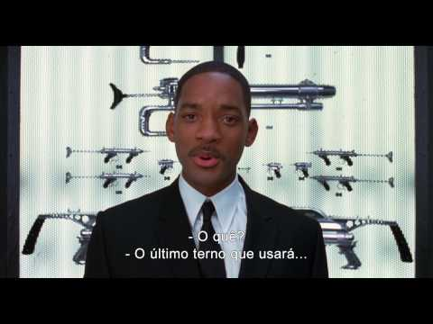 Trailer do filme MIB - Homens de Preto