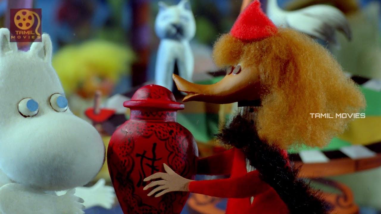 Moomins Episode 15 in Tamil | The Fun Fair |  #Cartoons for Children | #Kidscartoons