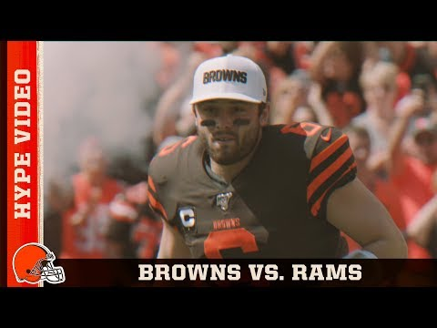 Browns vs. Rams Hype Video (Week 3) | Cleveland Browns