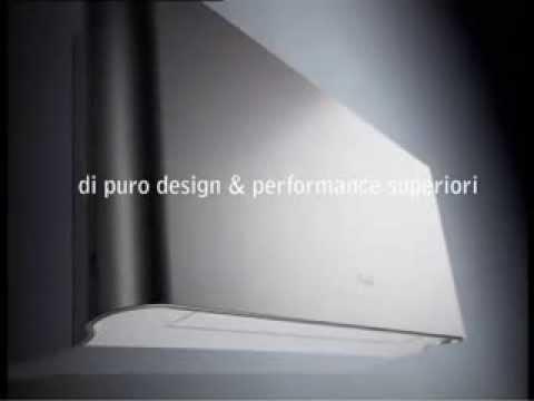 Climatizzatore daikin emura youtube - Condizionatori di design ...