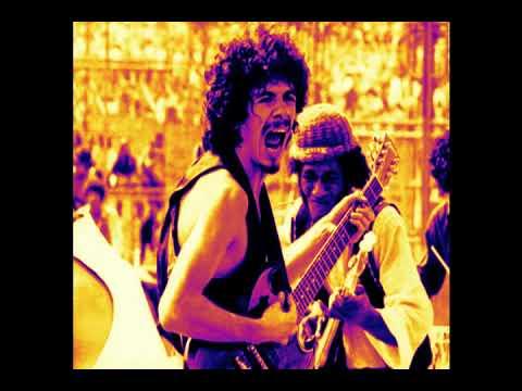 Santana- Jingo & Persuasion Live at Woodstock 1969