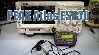 SDGEE #010 Peak Atlas ESR Meter - Review, Teardown and Analysis