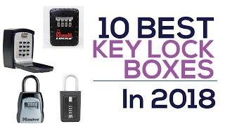 10 Best Key Lock Boxes - YouTube