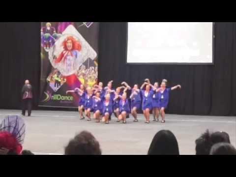 Ascendancy Senior Thematic Dance - 2015 Australia DrillDance Championships