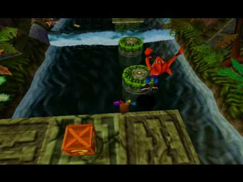 DM's Guide: Crash Bandicoot 2 - Air Crash (Clear Gem: Skull Route)