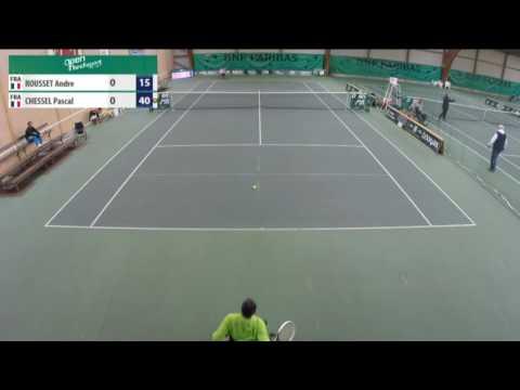 Open tennis handisport du Loiret