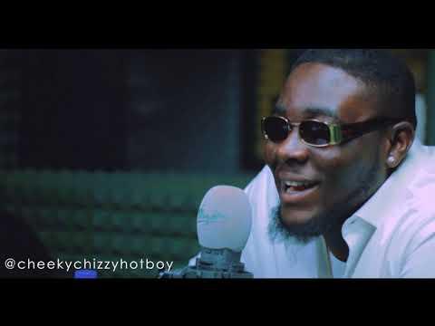 Cheekychizzy Lemonade Abuja Radio Tour - Wazobia FM