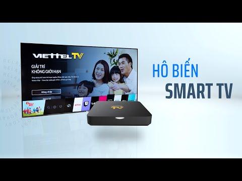 Đánh giá Viettel TV Box - Chỉ 1,5 triệu để biến TV thường thành Smart TV
