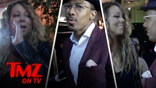Are Mariah Carey and Nick Cannon Back Together?? | TMZ TV