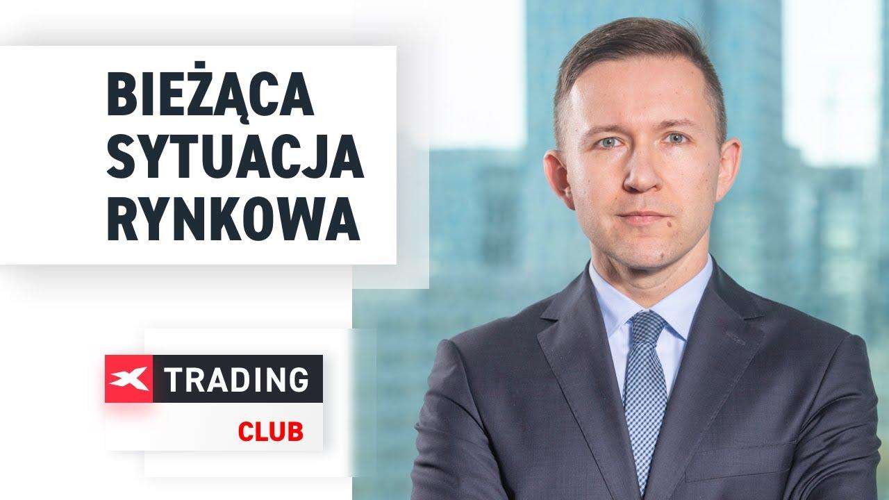 """""""Bieżąca sytuacja rynkowa"""" – dr Przemysław Kwiecień na XTB Trading Club"""