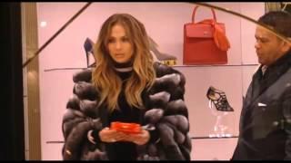 Дженнифер Лопес в Москве потратила на шоппинг  2 5 миллиона рублей