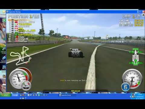 Superstar Racing chat Republic  3