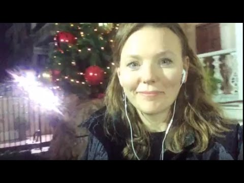 Maria Finoshina: Merry Christmas from Damascus!