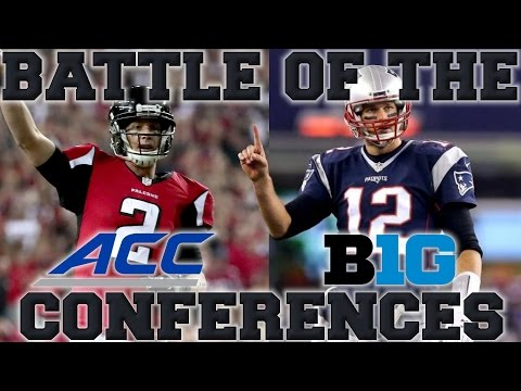 ACC vs Big Ten | Which Conference Produces the Best NFL Players?