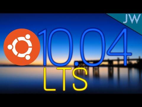 Ubuntu 10.04 LTS