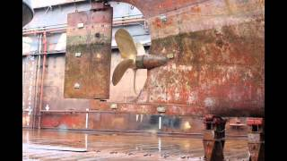 Sharomar Insert, Blasting and Paint Works at Kuzey Star Dry Dock
