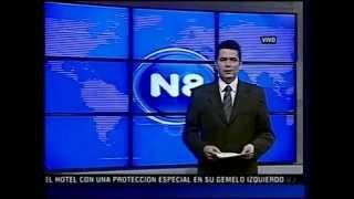 Alberto Paredes Canal 8 San Juan Parte 1