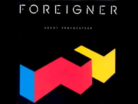 Foreigner   That Was Yesterday + lyrics