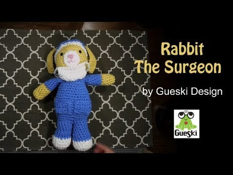 Doctor Scrubs Crochet Pattern - Adoring Doll Clothes | 360x480
