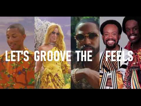 Let's Groove the Feels - Calvin Harris ft Earth, Wind and Fire MASHUP