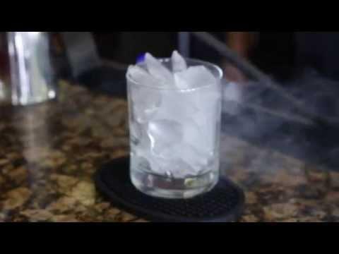Smooth Ambler Smoked Bourbon Sour