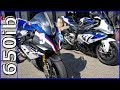 2018 BMW HP4 Race vs 2013 HP4!