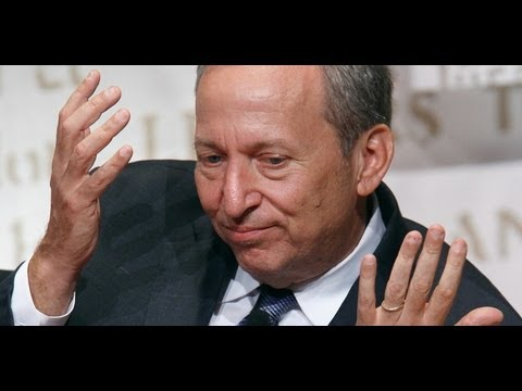 Larry Summers Out of Fed Chair Race
