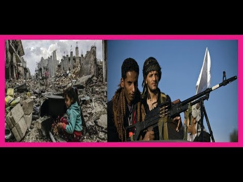 Yemen is almost death in the civil war over the years! LUCKU ARABS and ITS CRISIS