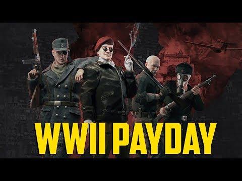 RAID - WWII Payday