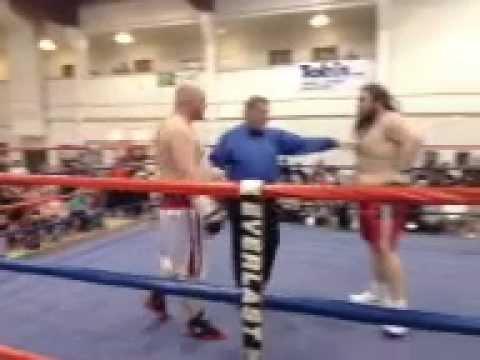 Nick Cyr vs. John Desmond