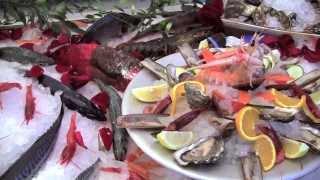 Ловись, рыбка, большая и маленькая. Рыбный ресторан. Секреты итальянской кухни.