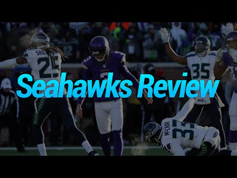 seattle-seahawks-vs-minnesota-vikings-wild-card-playoff-review---(seahawks-review)-#seavsmin