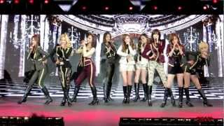 SBS Kpop Super Concert in America Live at Irvine Ca 11/10/12 - Complete show