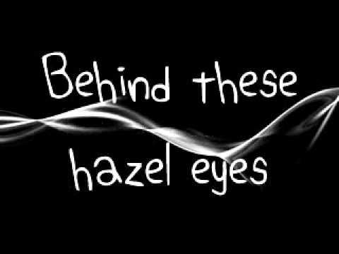 Kelly Clarkson- Behind These Hazel Eyes Lyrics