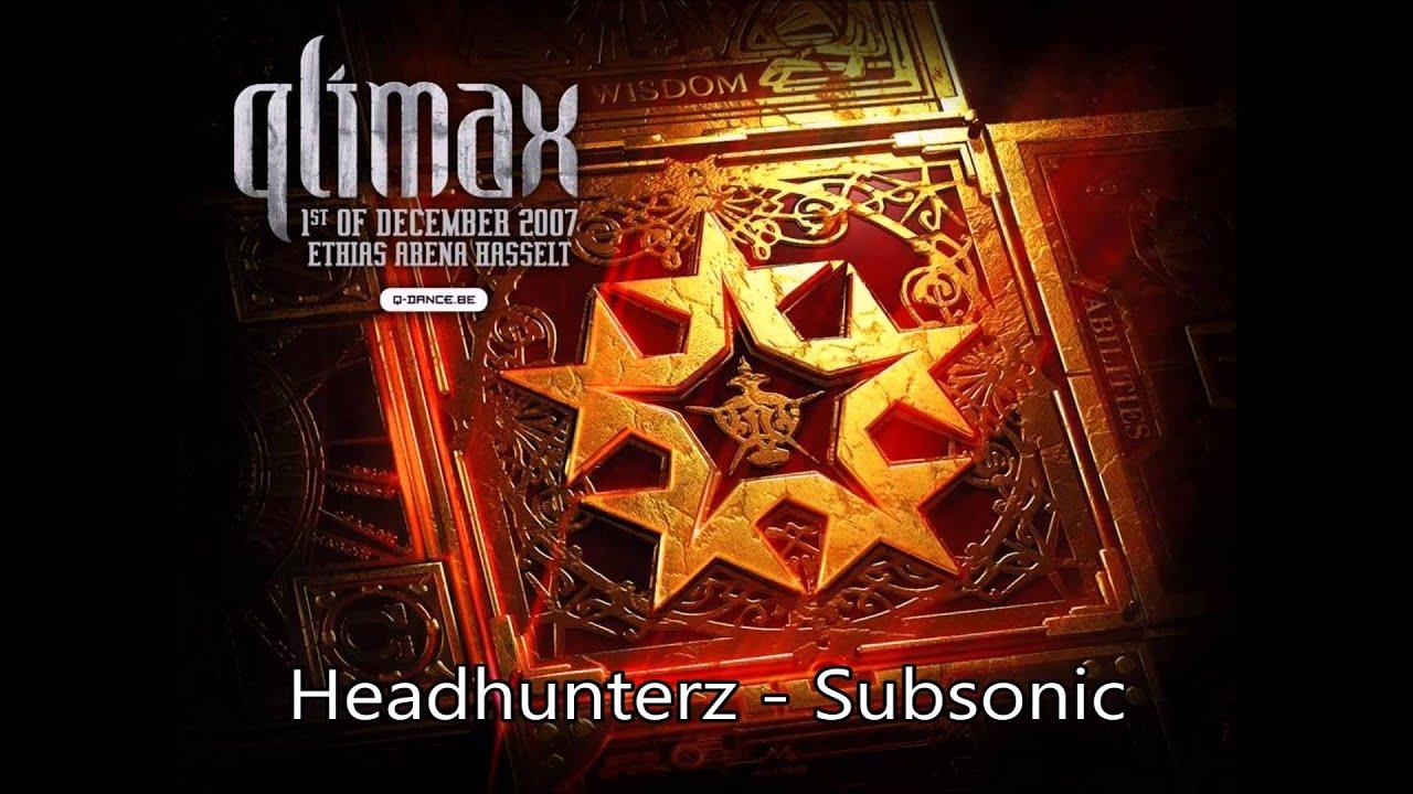 Qlimax 2007 - Mixed by Headhunterz - YouTube
