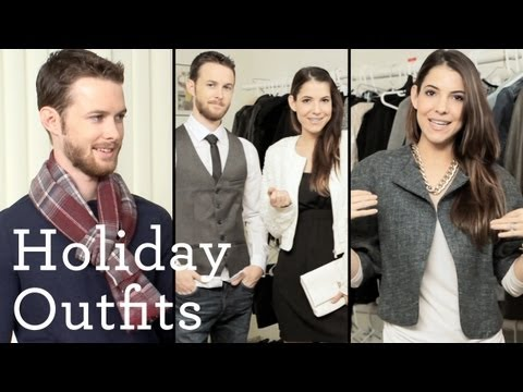 Holiday Party Outfit Ideas & Style Guide