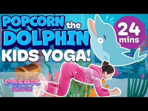 cosmic yoga you tube