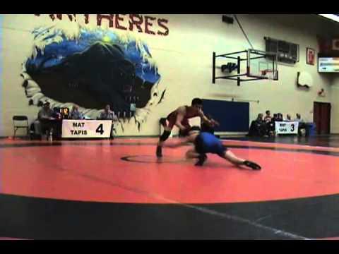 2010 Junior Ontario Championships: 55 kg Steven Takahashi vs. Jason Buckle