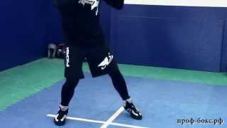 Стойка в боксе. Урок №1 www.prof-boxing.ru Бокс на войковской