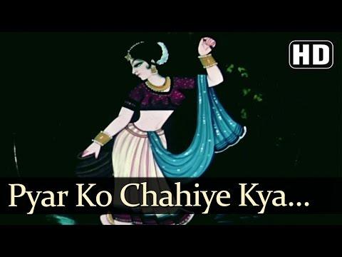 Pyar Ko Chahiye Kya (HD) - Ek Nazar Songs - Amitabh Bachchan - Jaya Bachchan - Kishore Kumar
