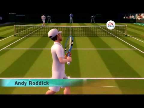 EA SPORTS Grand Slam Tennis Trailer (HQ)