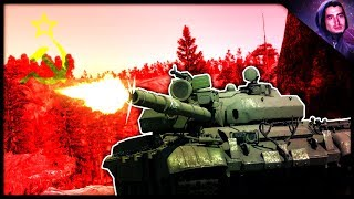 A WANNABE T64 || T62 M1 (War Thunder Tank Gameplay)