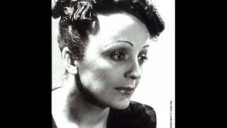 Edith Piaf - Un grand amour qui s
