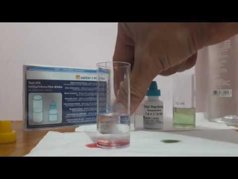 Tutorial Menggunakan Test Kit BWT
