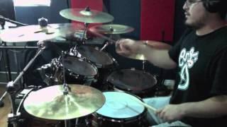 Katalepsis - Amnesia (Drum Playthrough)