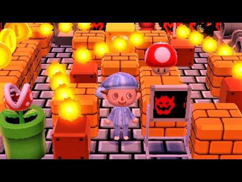 Amazing Nintendo Town! | Animal Crossing: New Leaf - Dream Diary