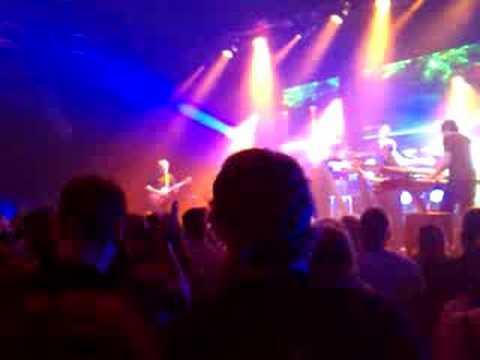SCHILLER LIVE 2008 - Distance, Freiburg, 19.7.2008