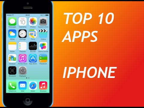 Top 10 applications gratuites pour iphone ipod youtube for Application miroir pour iphone